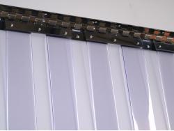 Flexible PVC Strip Curtain Doors